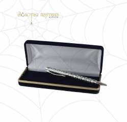 Шариковая ручка из серебра